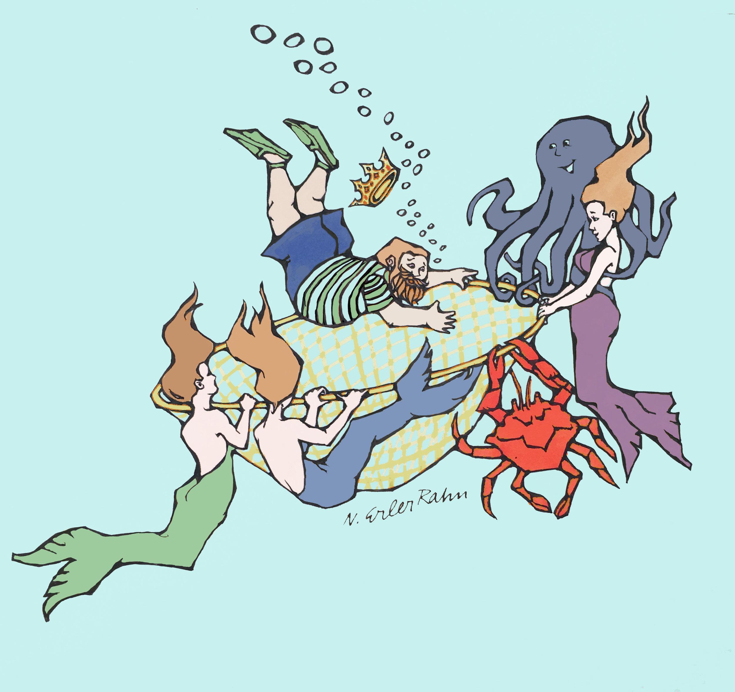 King & The Mermaids