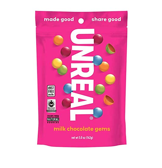 Unreal Milk Chocolate Gems