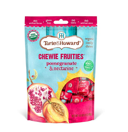 Torie & Howard Chewie Fruites Organic Candy