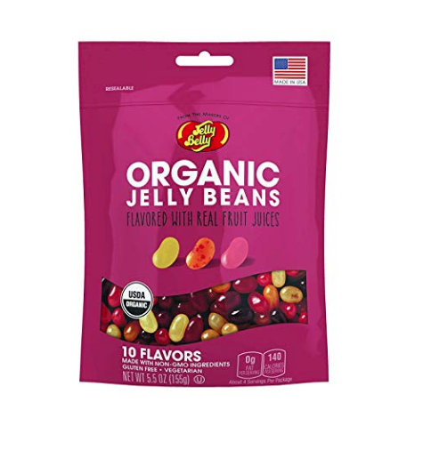 Organic Jelly Belly Jellie Beans