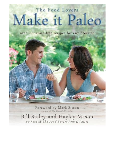Make It Paleo Cook Book