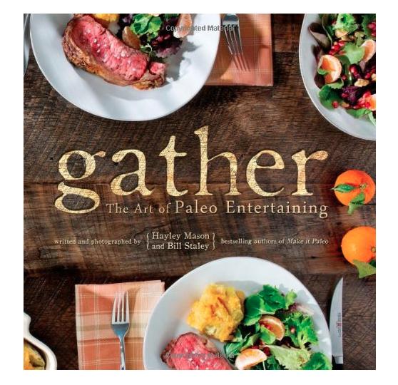 Gather Cook Book