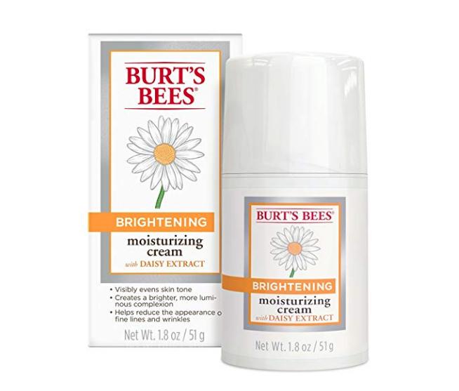 Burt's Bees Brightening Lotion