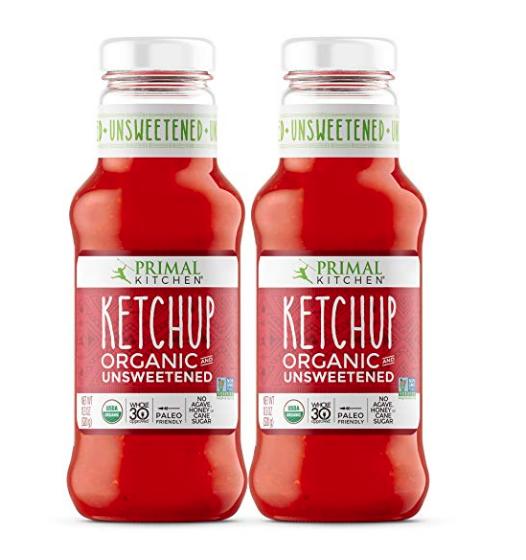 Primal Kitchen Ketchup