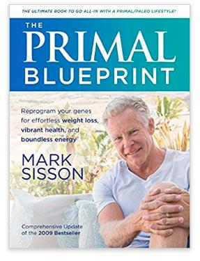 Primal Blueprint by Mark Sisson