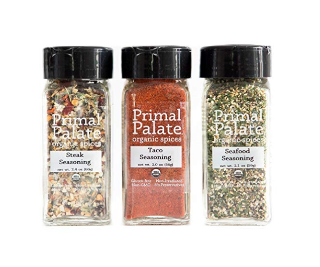 Primal Palete Spices