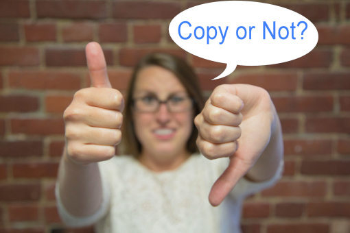 Is it copy or content?