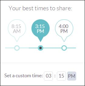 automating social media with klout