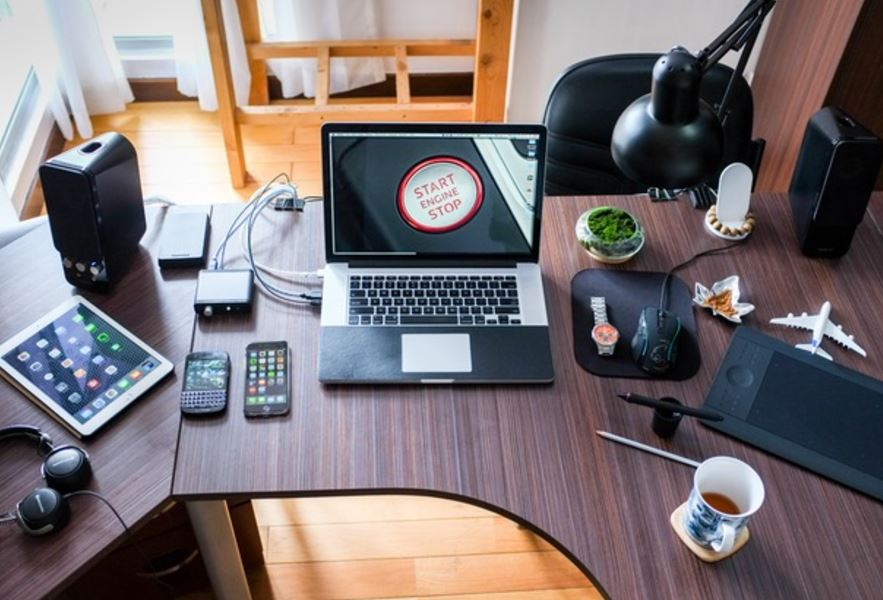 office for freelance writers