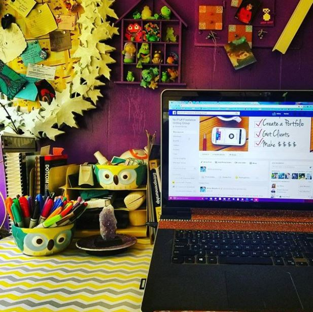 my office setup