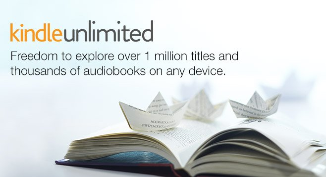 Kindle unlimited review