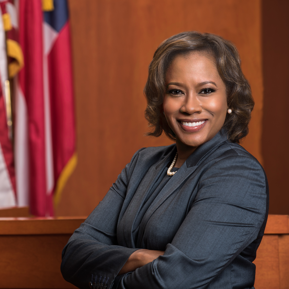 Sherry Boston   District Attorney, DeKalb County, GA