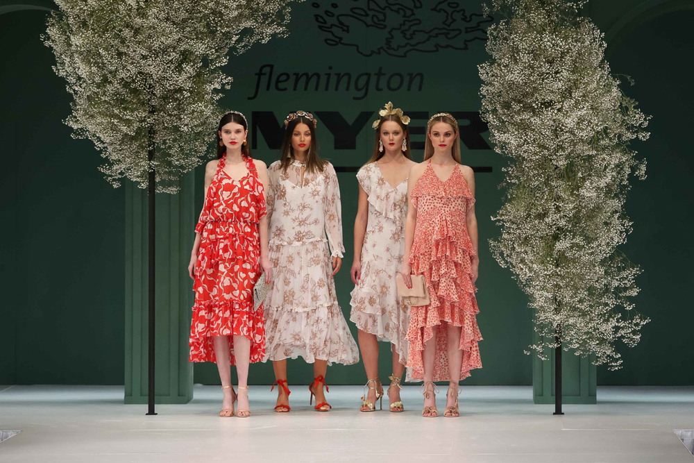MYER SPRING FASHION LUNCH