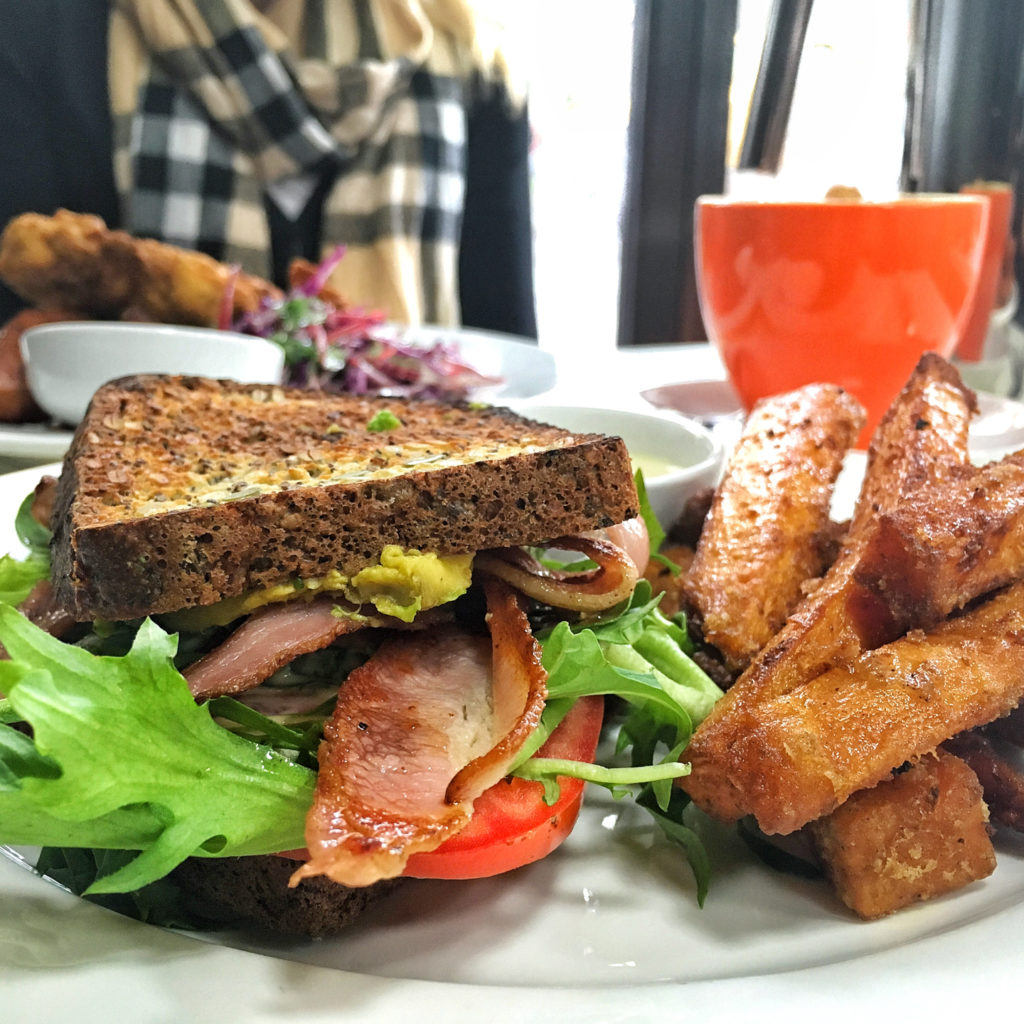 Sydney Healthy Paleo Cafe 1