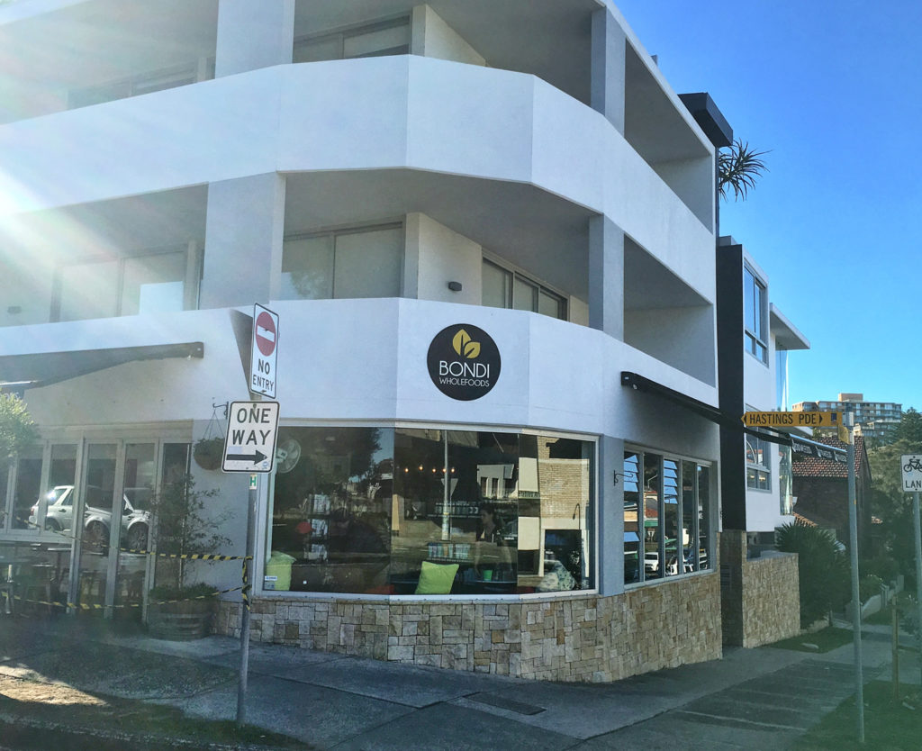 Sydney Healthy Bondi Wholefoods 2