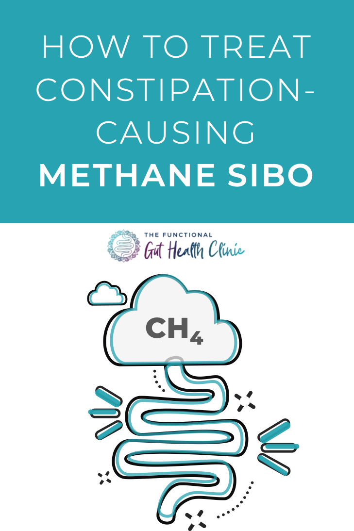 Methane SIBO Constipation Natural Herbal Treatment