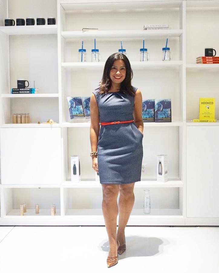 Georgina Miranda, CEO She Ventures