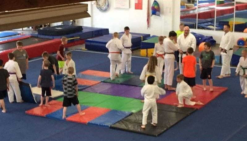 Beginner Karate Camp Training - 2019