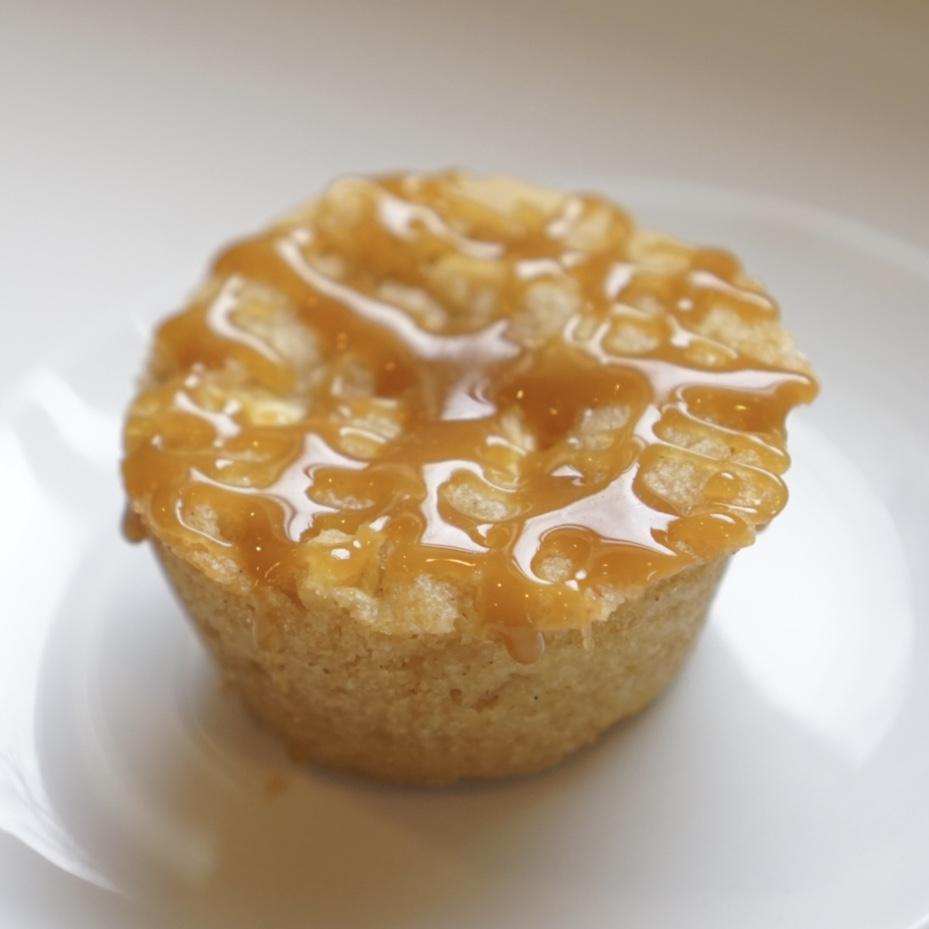 Apple with Calvados Caramel