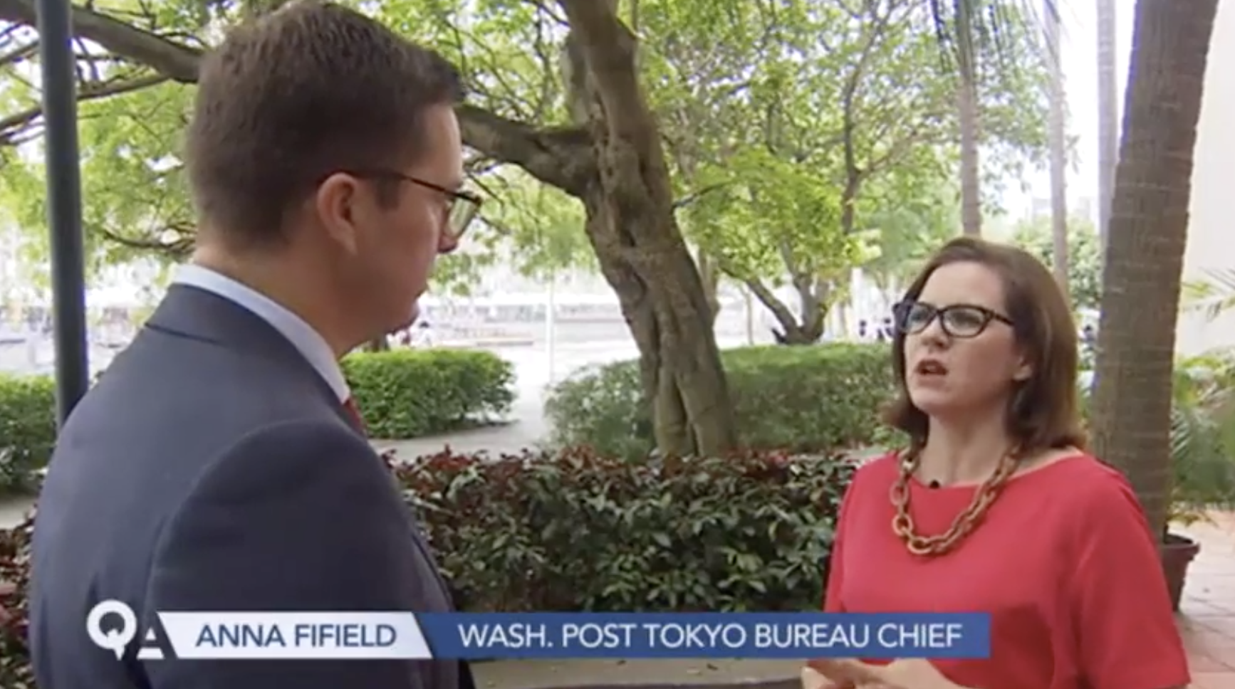 Q+A with Anna Fifield on the US-North Korea Summit - Corin Dann interviews Washington Post Tokyo Chief Anna Fifield about the historic US-North Korea summit.