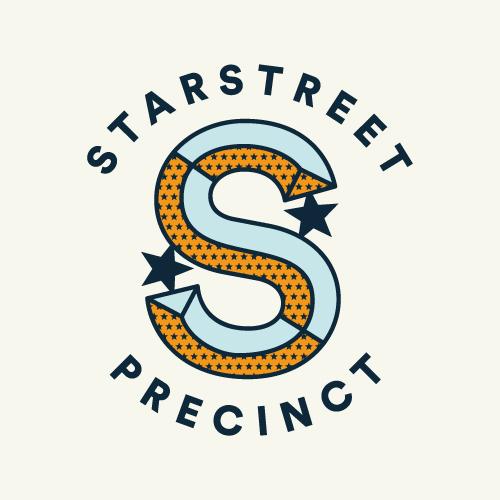 Starstreet Precinct    Brand Identity  →