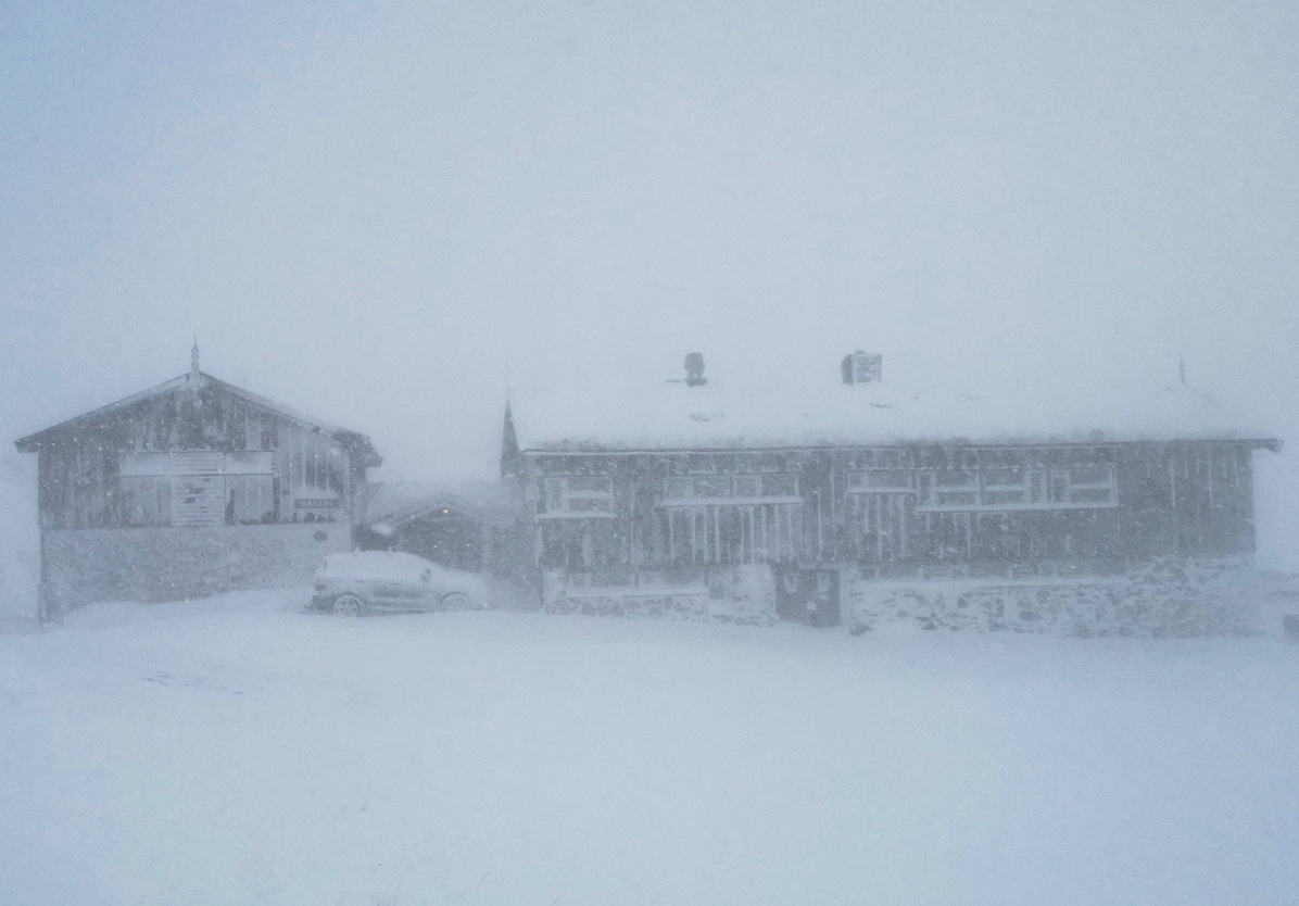 ALL YEAR - Steinbergdalshytta is open all year round