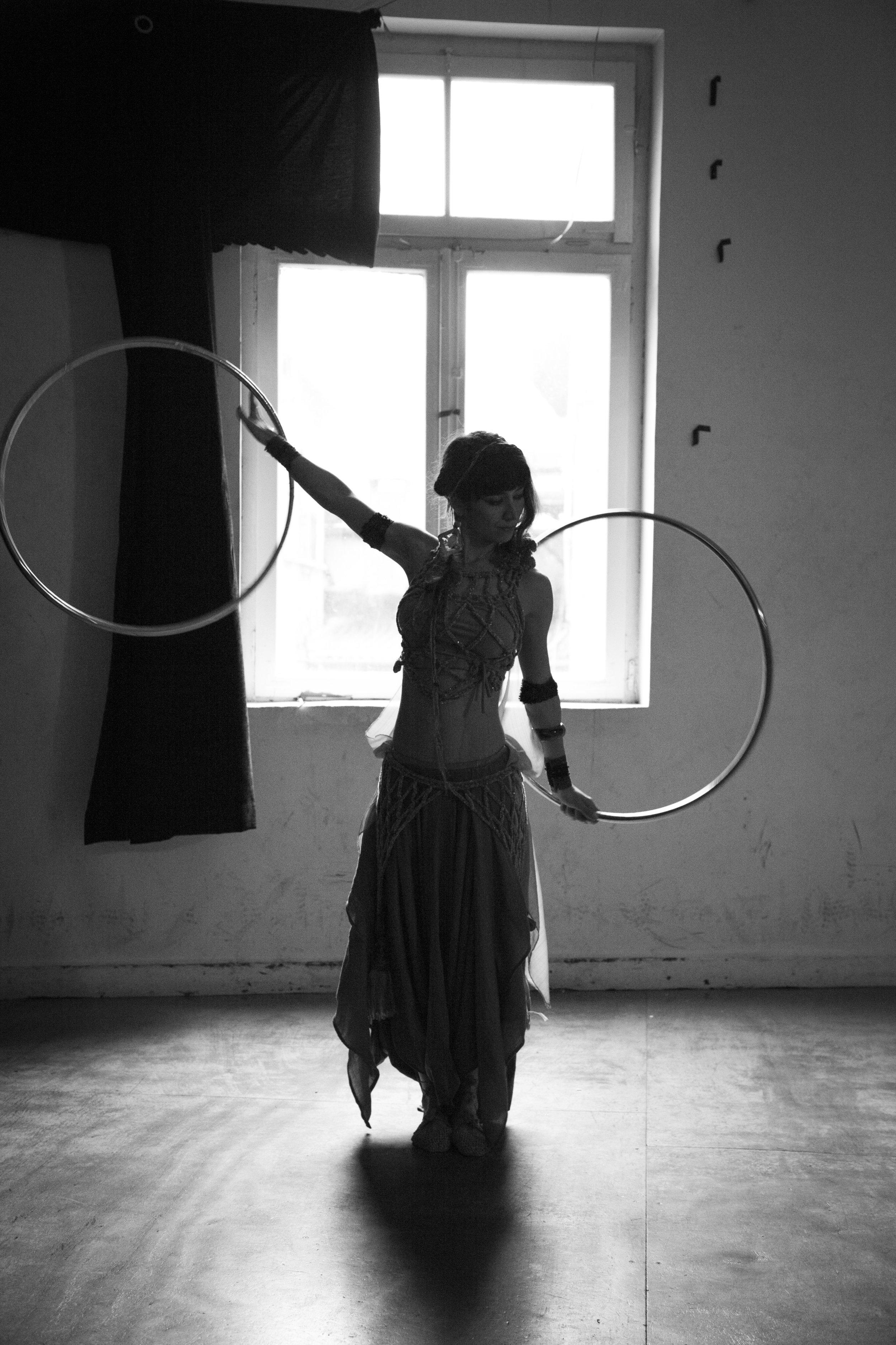 hula hoop rockrıng show performance cırkus nycırkus kabare stockholm sweden
