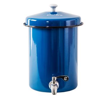 Mini Ecofiltro Azul 5 Lt
