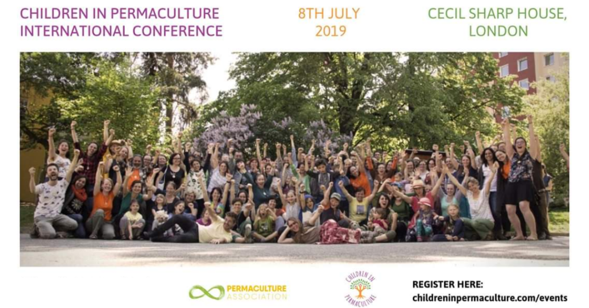 Children in Permaculture International conference