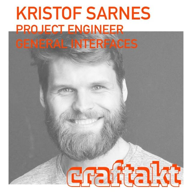 Book your free ticket now @ www.craftakt.de and meet Kristof @craftakt conference @tatcraft ⠀ Kristof is project engineer at General interfaces www.gi.ai in Munich. He is an engineer by training and works in prototyping, builds a crowd-engineered modular anthropomimetic robot @roboyjunior (so much fun), and teaches TAF agile framework to corporates and startups alike. This man is a machine ;)⠀ .⠀ #craftakt #tatcraft #maker #frankfurt #ffm #conference  #events #design #event #business #inspiration #entrepreneur #venue #tech #startup #maker  #makersgonnamake #makersmovement #creative #success #motivation #entrepreneurship #hustle #entrepreneurlife #lifestyle #businessman #mindset #successful #startuplife⠀