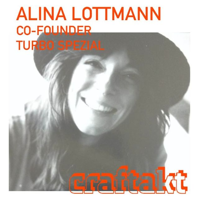 Book your free ticket now @ www.craftakt.de and meet Alina @craftakt conference @tatcraft ⠀ Alina is a founding partner of @turbospezial a designer and manufacturer of electric lifestyle bmx bikes. Alina also is Art Director @tatcraft AND, additionally Alina is founder and creative director of @roooar_studio a great graphic design studio based in Frankfurt. Alina is a creative force to be reckoned with!!! .⠀ #craftakt #tatcraft #maker #frankfurt #ffm #conference  #events #design #event #business #inspiration #entrepreneur #venue #tech #startup #maker  #makersgonnamake #makersmovement #creative #success #motivation #entrepreneurship #hustle #entrepreneurlife #lifestyle #businessman #mindset #successful #startuplife⠀