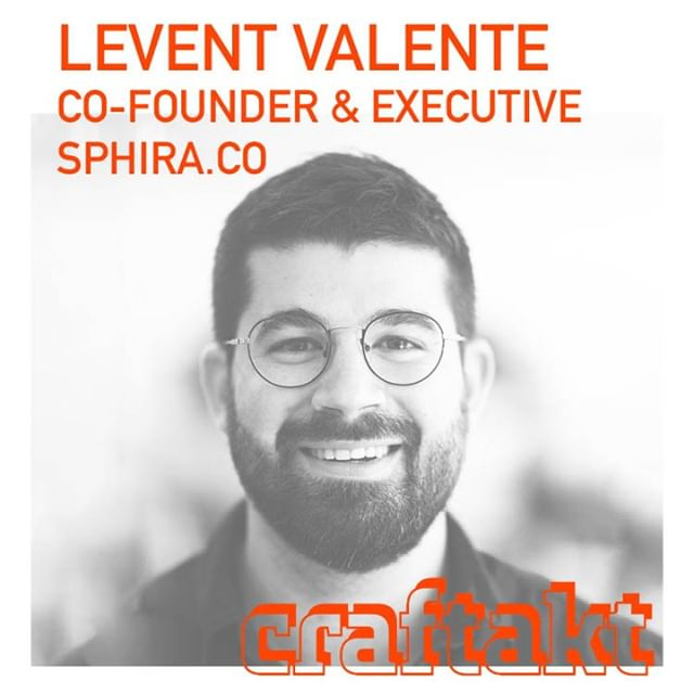 Book your free ticket now @ www.craftakt.de and meet Levent @craftakt conference @tatcraft ⠀ @fulltimelevo event Valente is the Co-Founder and Executive at sphira.co, where he and his team enable companies to make knowledge visible through augmented reality for everyday use-cases. He has 12+ years sales and consulting experience across multiple corporations like Daimler, Vodafone and BMW. Levent began his entrepreneurial journey 3 years ago, founded two companies and encourages entrepreneurs from multiple areas.⠀ .⠀ #craftakt #tatcraft #maker #frankfurt #ffm #conference  #events #design #event #business #inspiration #entrepreneur #venue #tech #startup #maker  #makersgonnamake #makersmovement #creative #success #motivation #entrepreneurship #hustle #entrepreneurlife #lifestyle #businessman #mindset #successful #startuplife⠀