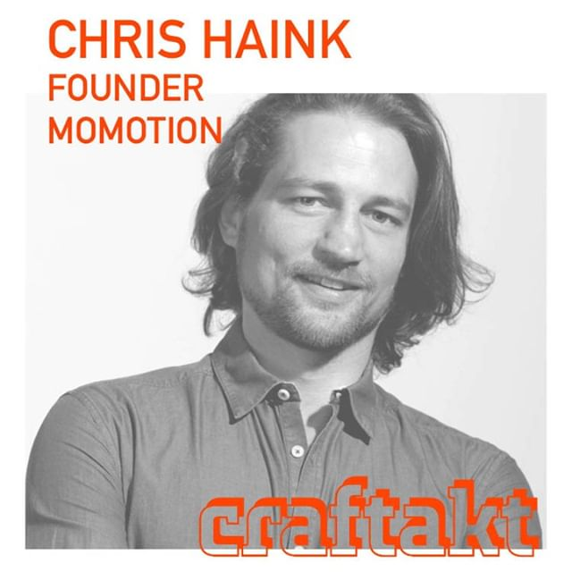Book your free ticket now @ www.craftakt.de and meet Chris @craftakt conference @tatcraft ⠀ @_hai_chris is founder and CEO of Momotion Frankfurt, a founding partner of @testessen Frankfurt, an entrepreneur and independent consultant who's absolute passionate about innovation and design.⠀ .⠀ #craftakt #tatcraft #maker #frankfurt #ffm #conference  #events #design #event #business #inspiration #entrepreneur #venue #tech #startup #maker  #makersgonnamake #makersmovement #creative #success #motivation #entrepreneurship #hustle #entrepreneurlife #lifestyle #businessman #mindset #successful #startuplife⠀