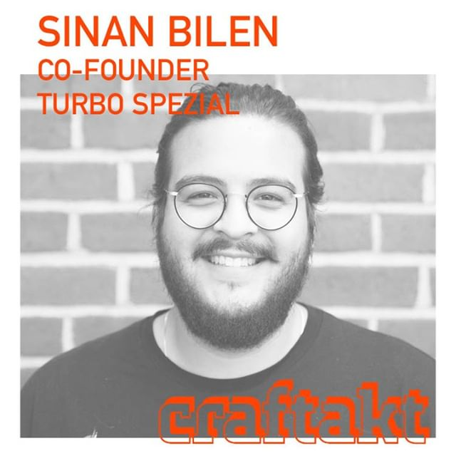 Book your free ticket now @ www.craftakt.de and meet Sinan @craftakt conference @tatcraft ⠀ @abu.night is a founding partner of @turbospezial a designer and manufacturer of electric lifestyle bmx bikes. Sianan is a go-to man when you really want to have shit get done⠀ .⠀ #craftakt #tatcraft #maker #frankfurt #ffm #conference  #events #design #event #business #inspiration #entrepreneur #venue #tech #startup #maker  #makersgonnamake #makersmovement #creative #success #motivation #entrepreneurship #hustle #entrepreneurlife #lifestyle #businessman #mindset #successful #startuplife⠀