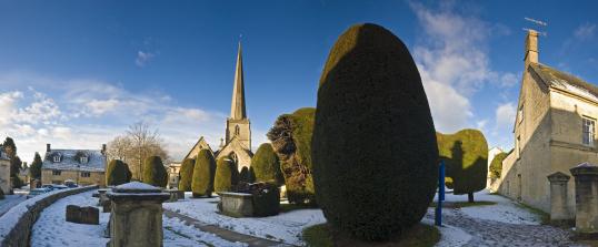 Painswick Church - Cotswold Guide
