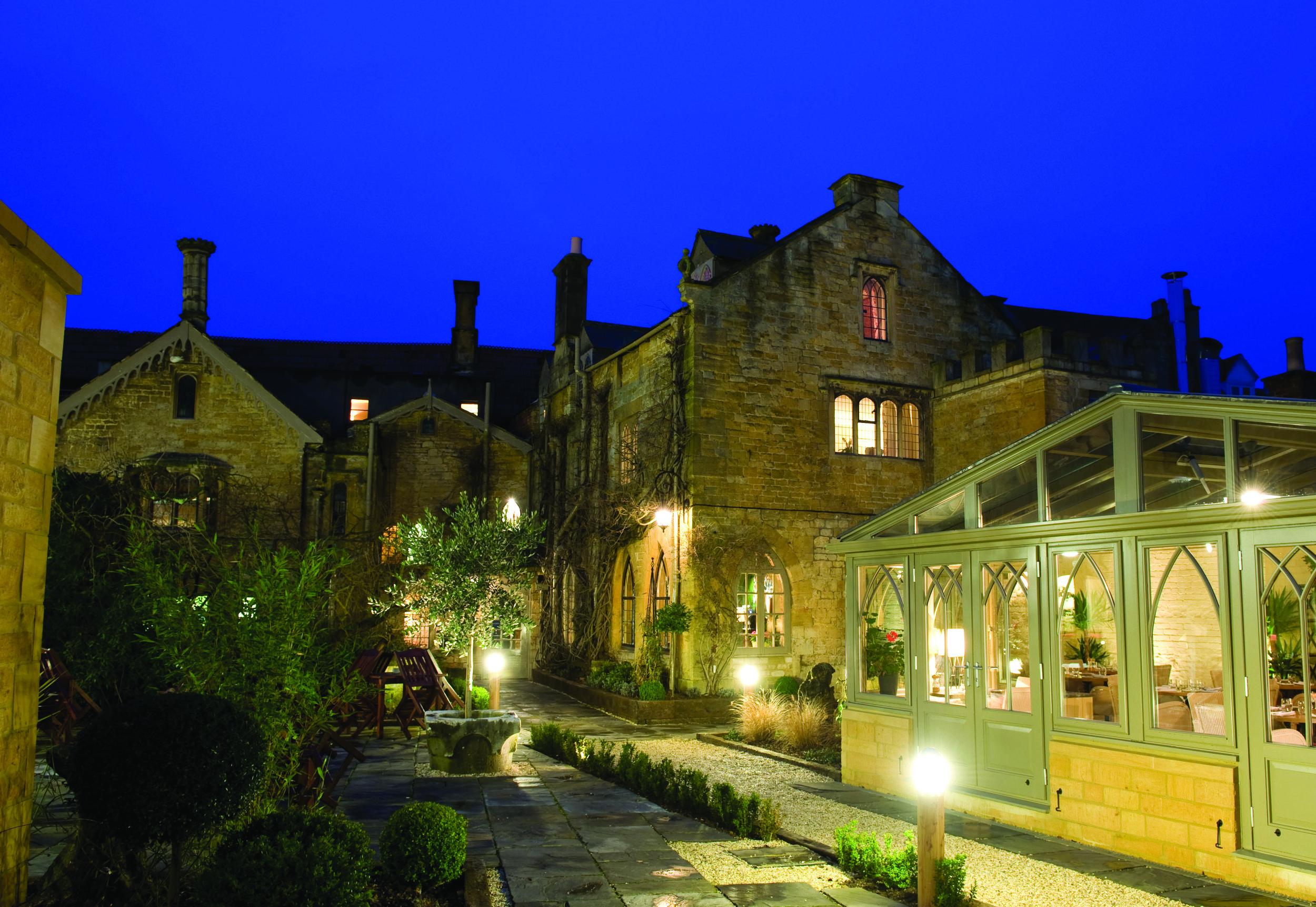 The Manor House - Moreton-in-Marsh