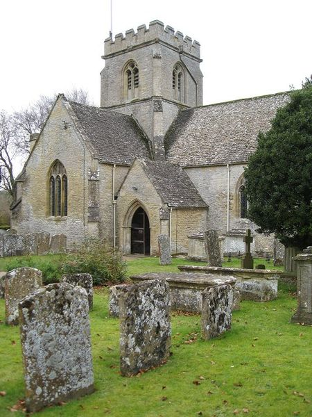 St Kenelms Church