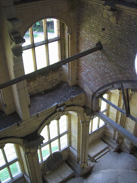 Woodchester Mansion Interior