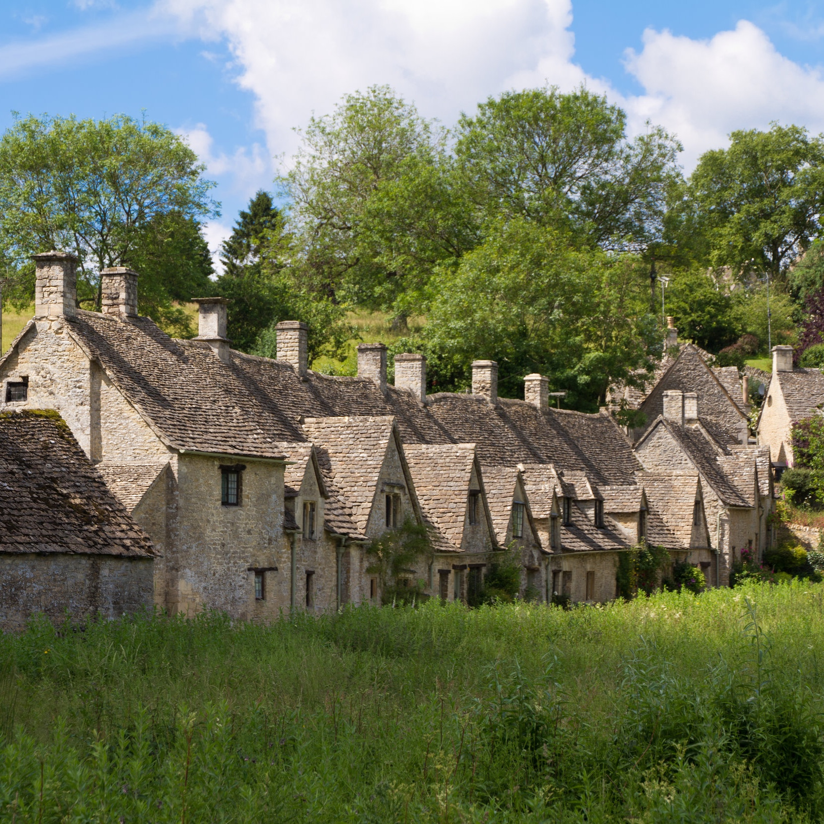 The Heart Of William Morris Country Walk - Starting in Bibury, which Morris described as 'the most beautiful village in England'…
