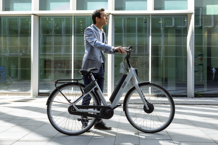 Bicycle sharing