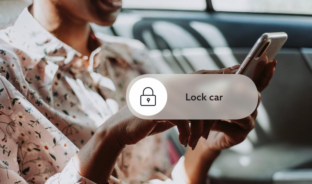 Auto e-lock