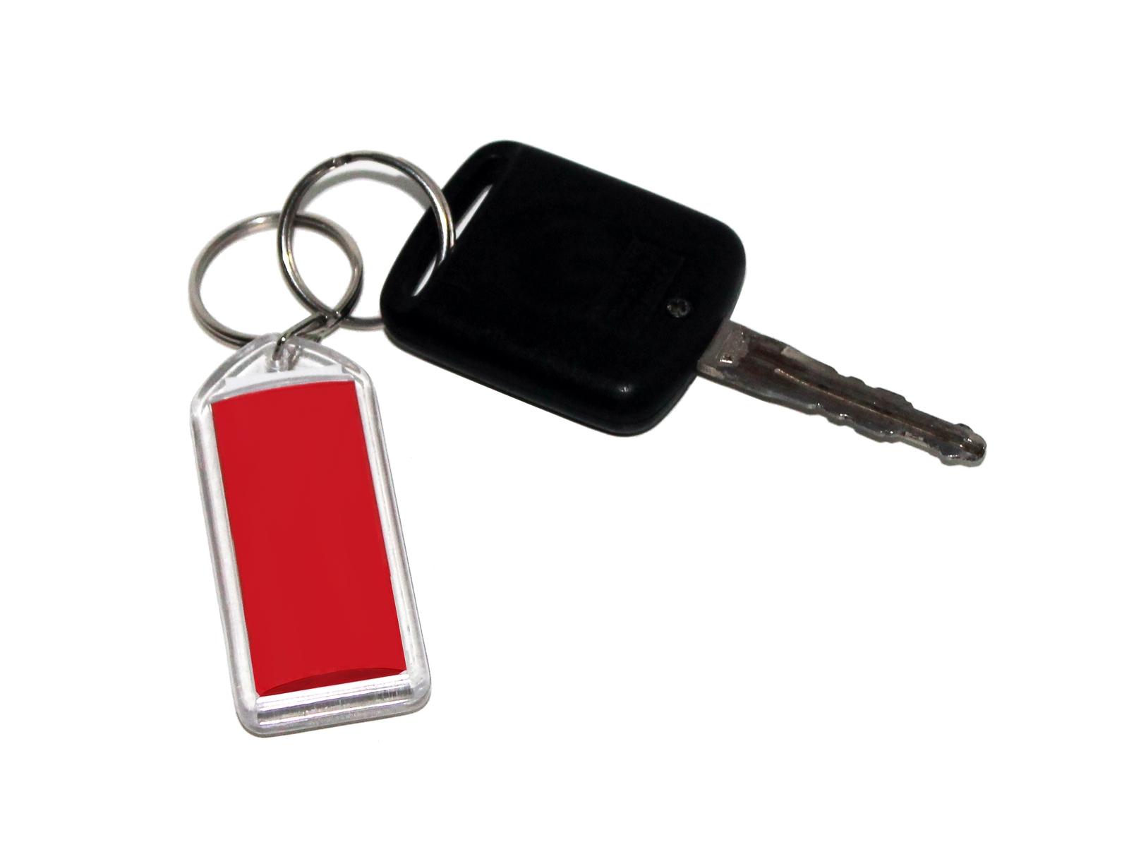 Old style car key