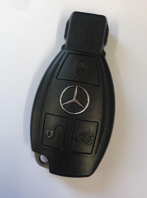 Mercedes smart key
