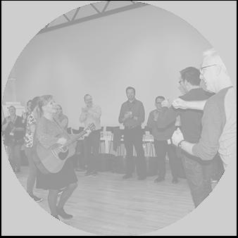 Sangteambuilding til firmaer og private -