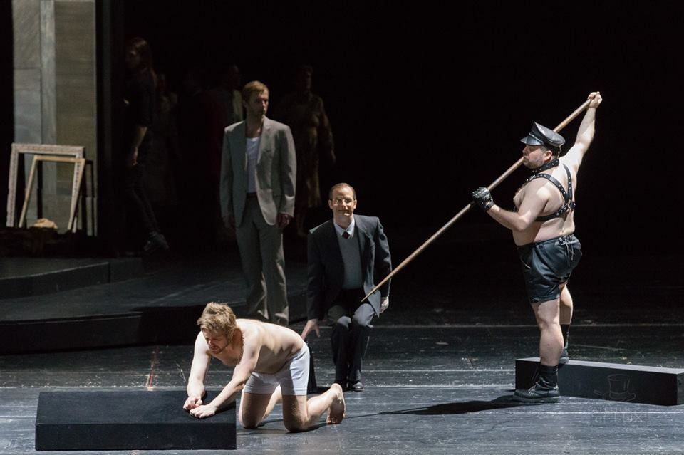 Edward II - Deutsche Oper Berlin