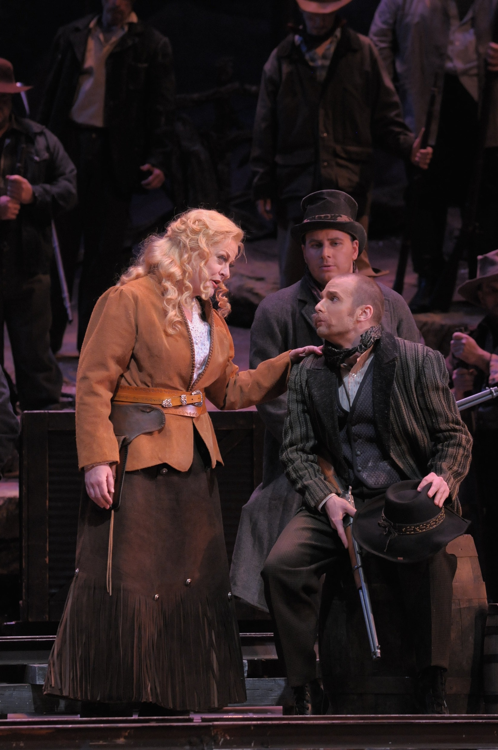 La fanciulla del West - Lyric Opera of Chicago