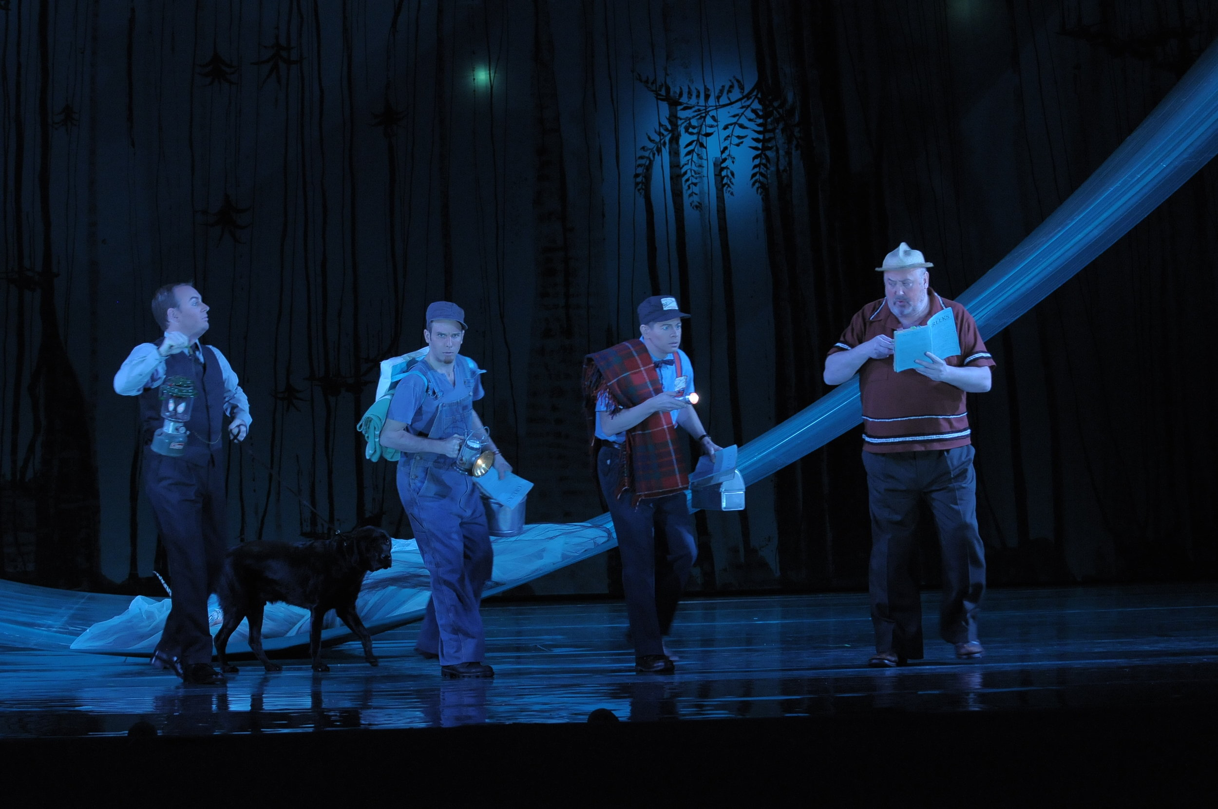 A Midsummer Night's Dream - Lyric Opera of Chicago