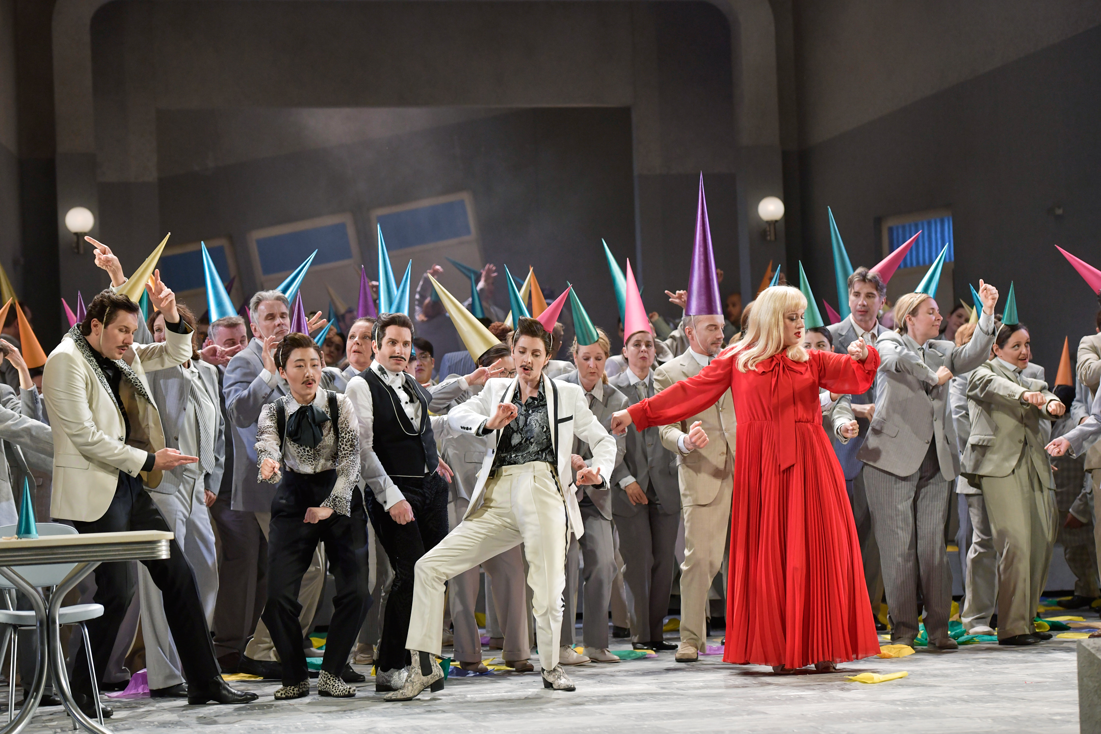 Don Quichotte - Deutsche Oper Berlin