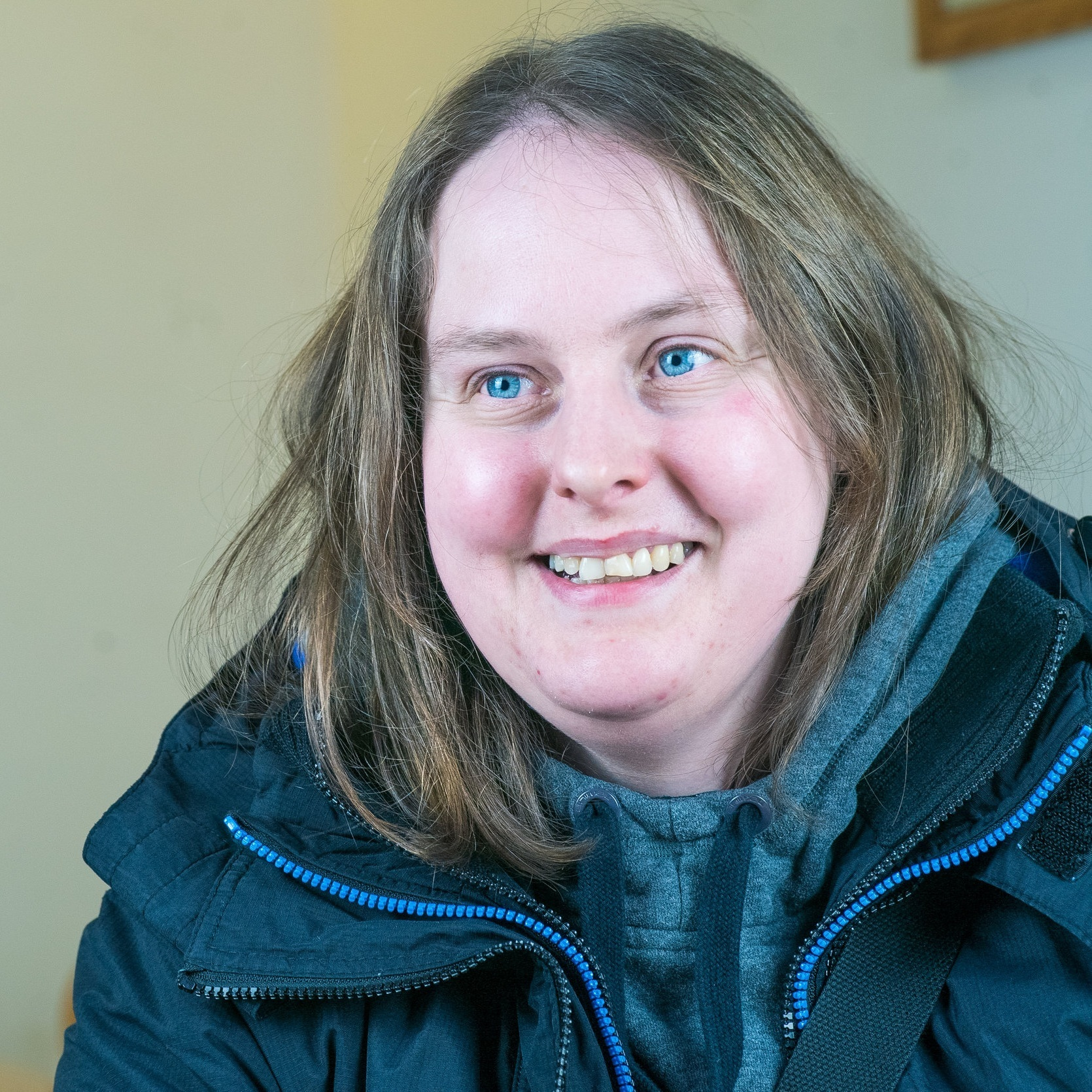 """""""I don't drink coke any more, instead I now eat real food. I'm really glad I went!""""    Louise, Programme Member 2018"""