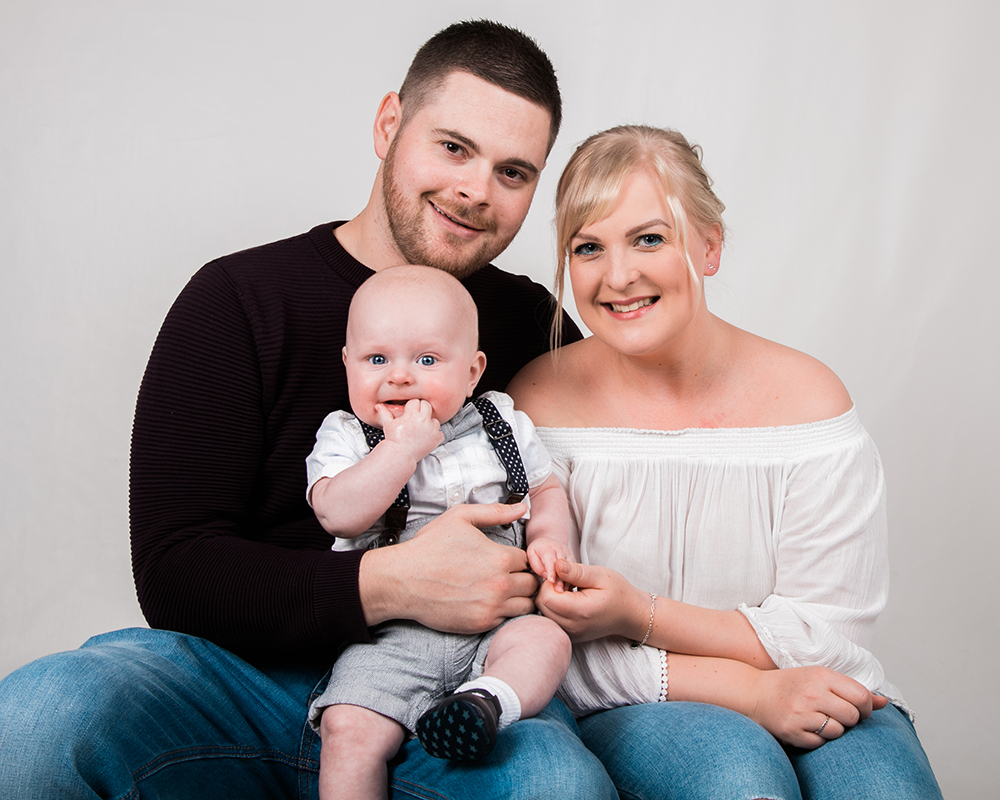 Studio family photo shoots - Fun, Creative Family Photo Shoots